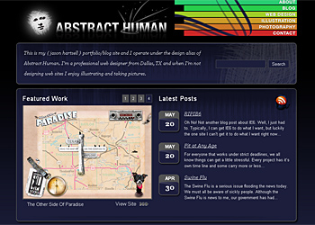 ABSTRACT HUMAN