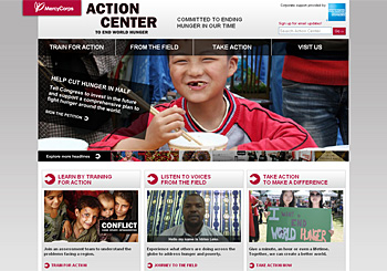 Action Center to End World Hunger