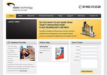Class Technology Solutions Limited