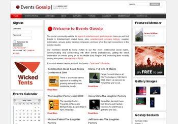 Events Gossip