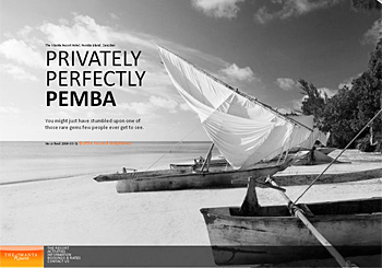 Privately Perfectly Pemba