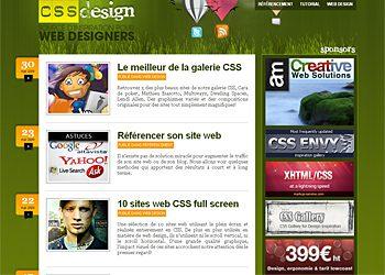 CSS Design Blog
