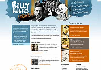 Billy Hughes at War