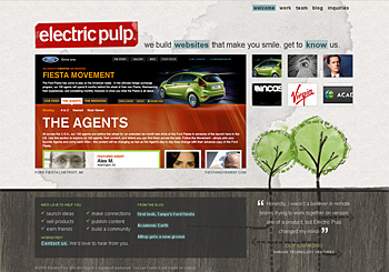 electric pulp
