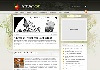 Freelance Apple