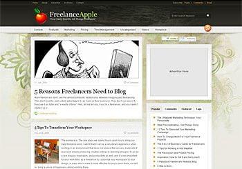 Freelance Apple
