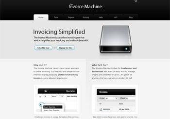 The Invoice Machine