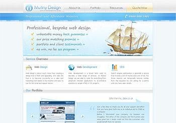 Mutiny Webdesign Shropshire