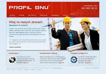 Profil BNU