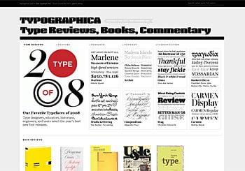Typographica.