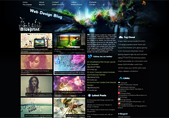 Blueprint Web Design Blog