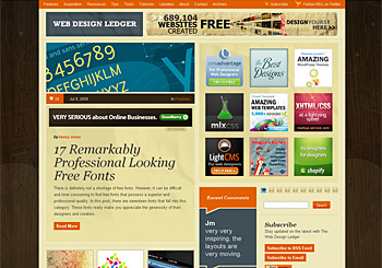 Web Design Ledger