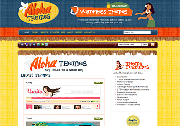 Aloha Themes for WordPress