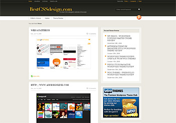 Best CSS Design