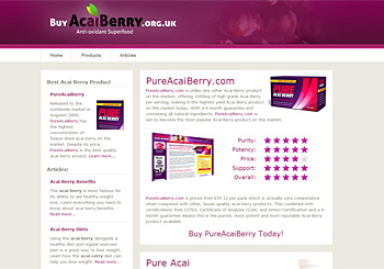 Buy Acai Berry