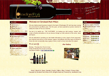 Cleveland Park Wines