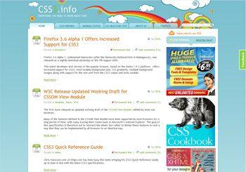 CSS3 Info