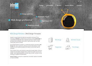 Web Design Romania