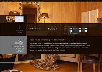 Kristiania Unique Hotel Lech