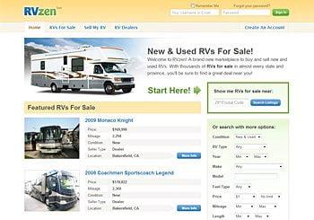 RVzen RVs For Sale