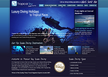Holidays 4 Scuba Diving