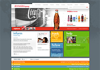 Coca-Cola: The Coca-Cola Company