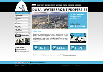 Dubai Waterfront Properties