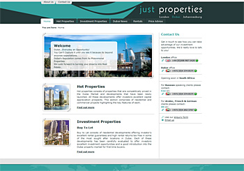 Just Properties