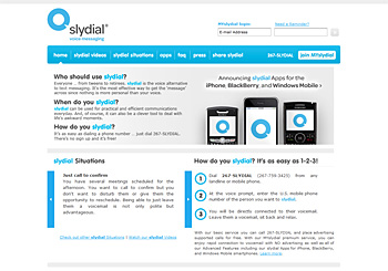 Welcome – slydial