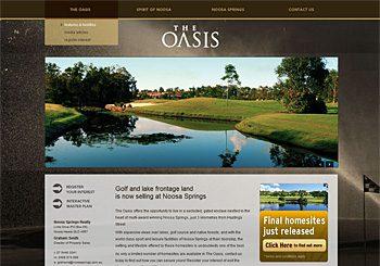 The Oasis Noosa Springs