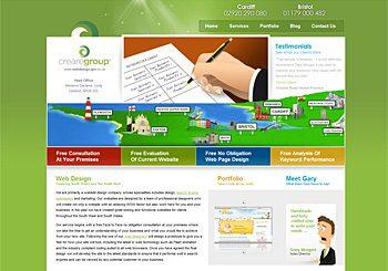 Web Design GM