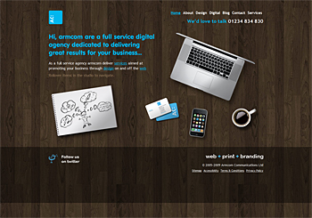 Armcom Digital Agency