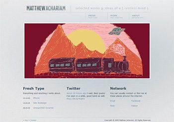 Matthew Achariam