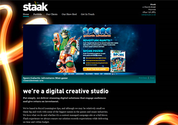Staak – A Creative Digital Agency