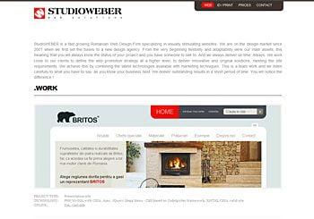 StudioWEBER – Web Design Romania