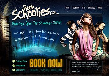 Book Schoolies