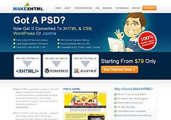 MakeXHTML.com