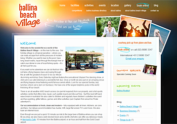 Ballina Beach Village Accommodation