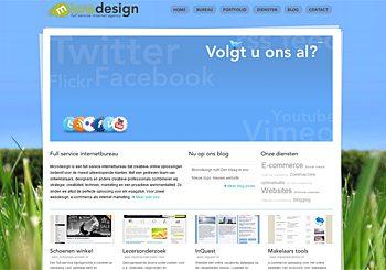 Microdesign Webdesign