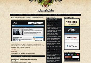 Rolam Shahin Designs