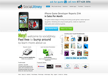 iPhone Application Developer