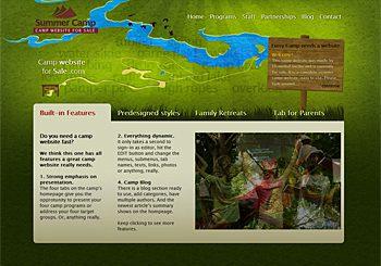 Camp Website