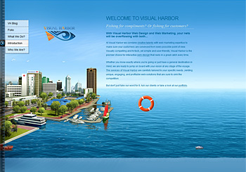Visual Harbor: Interactive Agency in Norfolk, VA