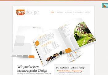 we-design international advertising agency
