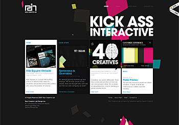 Rain Creative Lab: Interactive Agency