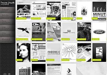 Tomasz Panek online portfolio