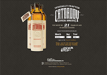 Catdaddy Carolina Moonshine