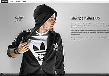 Mariusz Jasuwienas – Personal Website