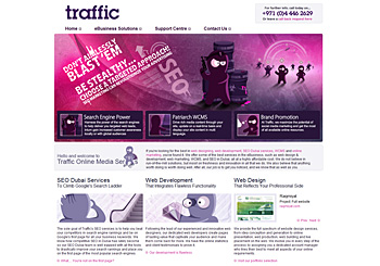 Traffic Online Media Solutions