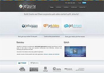 JetSuite : Web Video Platform